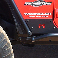 Rocker Rail JK