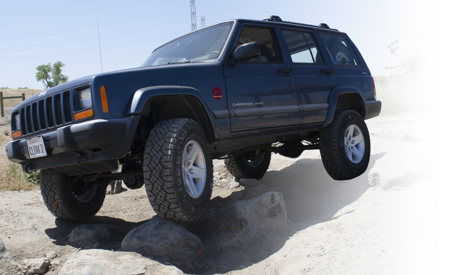 Jeep Cherokee XJ Suspension U0026 Lift Kits
