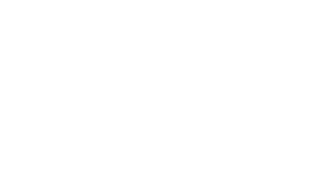 hamburger menu icon white