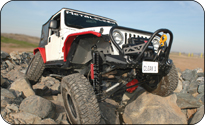 TJ Wrangler Suspensions & Lift Kits