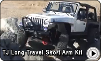 Metalcloak TJ Suspension Video