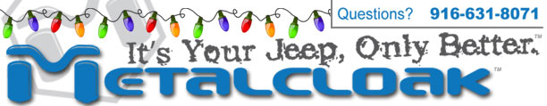 Metalcloak Logo & Header