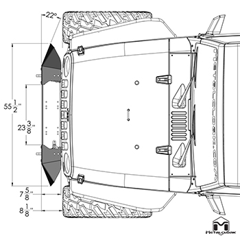 3166 TOP VIEW SCHEMATIC