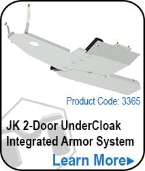 2-Door UnderCloak Armor System