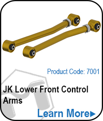 JK Lower Front Control Arms