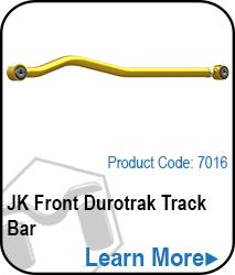 JK Front Track Bar