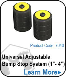 JK Adjustable Bump Stops