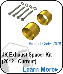 JK Steering Stabilizer Kit