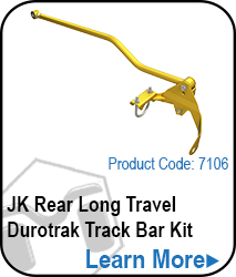 JK Rear Track Bar