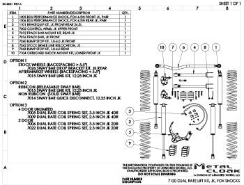 7120 Build Kit