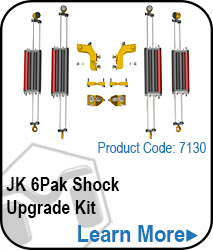 JK 6Pak Upgrade Kit