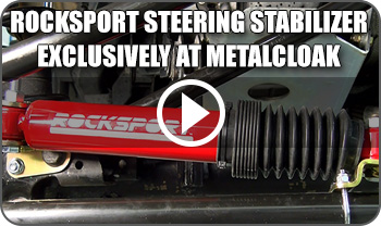 Steering Stabilizer Video