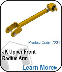 JK Radius Arm