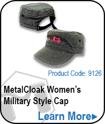 Women Military Style Cap