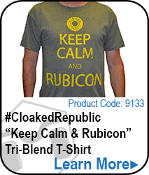 Keep Calm and Rubicon