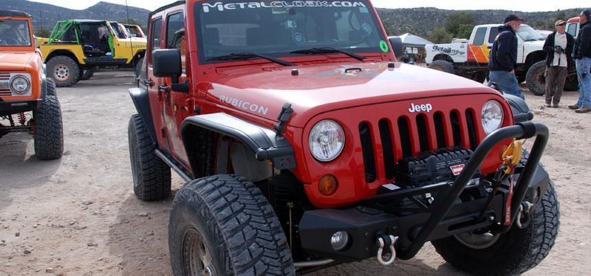 MetalCloak JK Bumper