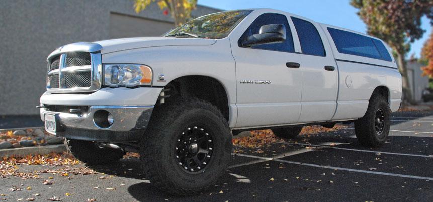 Metalcloak Dodge Ram 2500
