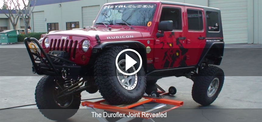 Duroflex Joint Revealed