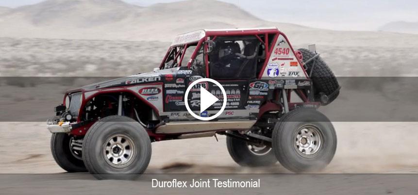 Duroflex Testimonial
