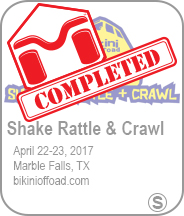 Shake Rattle & Crawl