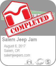 Salem Jeep Jam