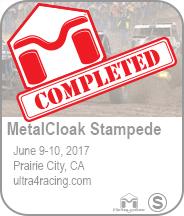 MetalCloak Stampede