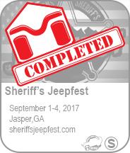 Sheriffs Jeepfest