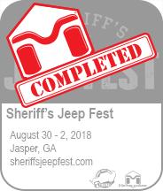 Sheriff Jeep Fest