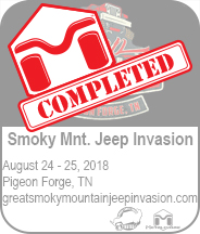 Smoky Mnt. Jeep Invasion