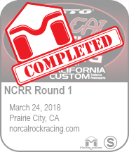 NCRR Round 1