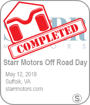 Starr Motors Off Road Day