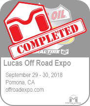Lucas Off Road Expo