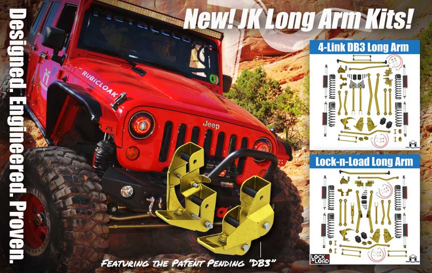 JK Long Arm Kits by Metalcloak#