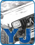 YJ Wrangler Bumpers & Body Armor