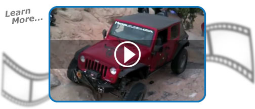 JK Wrangler Suspensions & Lift Kits YouTube Playlist