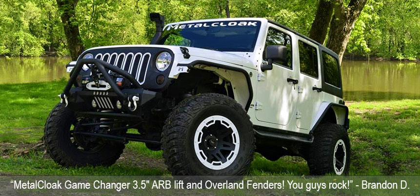 Jk Jk Unlimited Bumpers Fenders Amp Suspensions Lift Kits