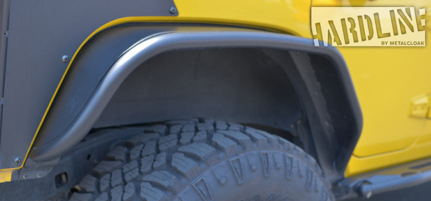 Metalcloak Hardline Fenders