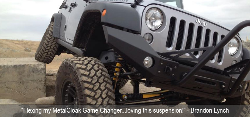 Metalcloak Jk Wrangler Jeep Suspensions Amp Lift Kits