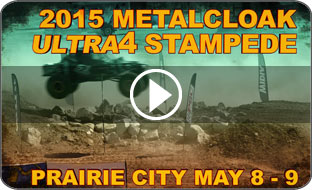 2015 MetalCloak Stampede Video