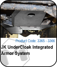UnderCloak Integrated Armor System Press Release
