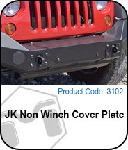 Non Winch Cover Plate Press Release
