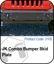 Combo Bumper Skid Plate Press Release
