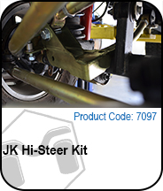 Hi Steer Kit Press Release