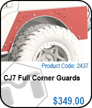 CJ Corner Guards