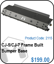 CJ Bumper Base