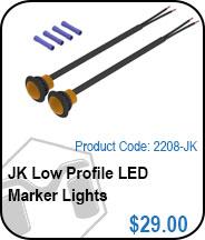 JK Low Profile LEDs