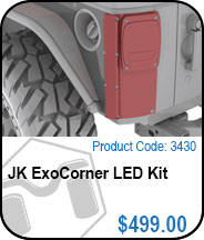 JK ExoCorner LED Kit