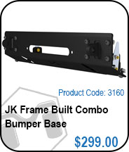 JK Front Bumper