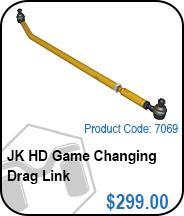 JK Drag Link