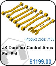 JK Control Arms